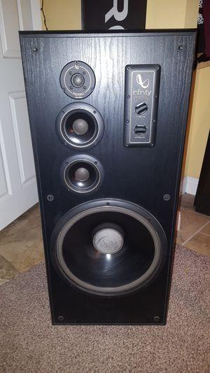 Infinity sm 155 speakers