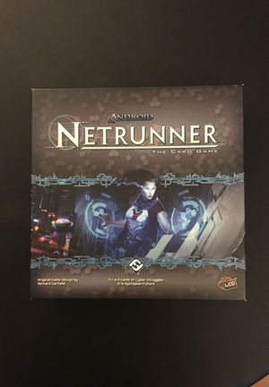 Android Netrunner Core Game