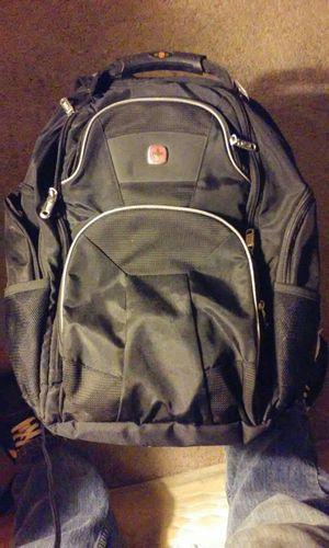 Swiss gear air flow book bag