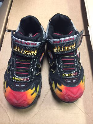 Sketchers light up sneakers. Size 1.5