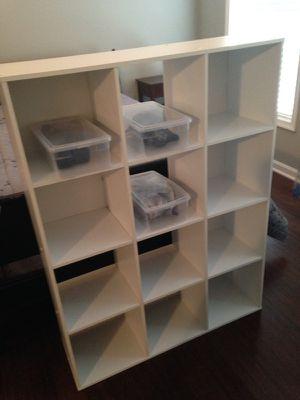 12 cube shoe organizer