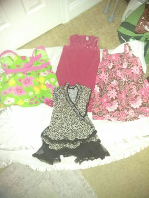 4t-5t summer dresses good condition