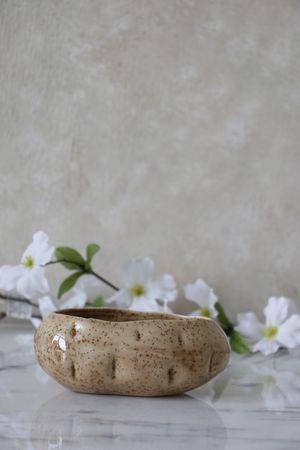 Handmade dip bowls