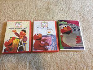 Sesame Street DVD for kids