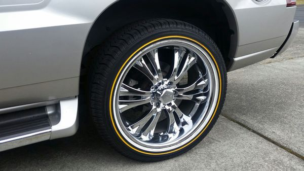22s On Vogue Tires Like New Cars Amp Trucks In Tacoma Wa