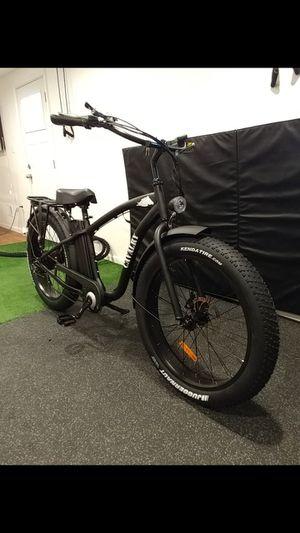 Heavy Duty Electric Beach Cruiser Bicycle (ebike)