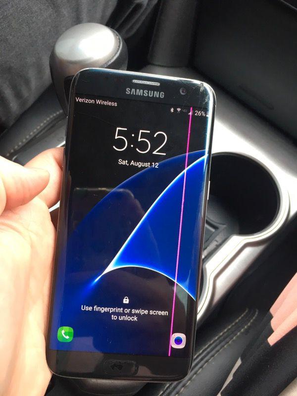 Galaxy edge S7
