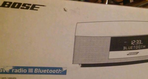 Bose Wave radio bluetooth Adapter Manual