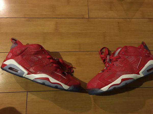 Jordan low top size 11