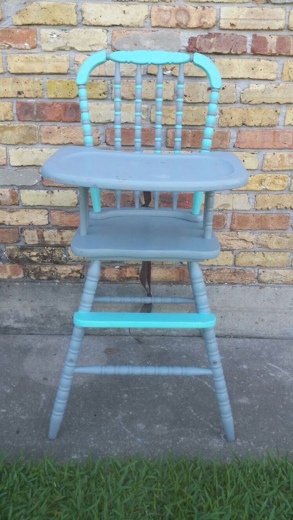 Vintage Jenny Lind high chair Baby Kids in Houston TX OfferUp