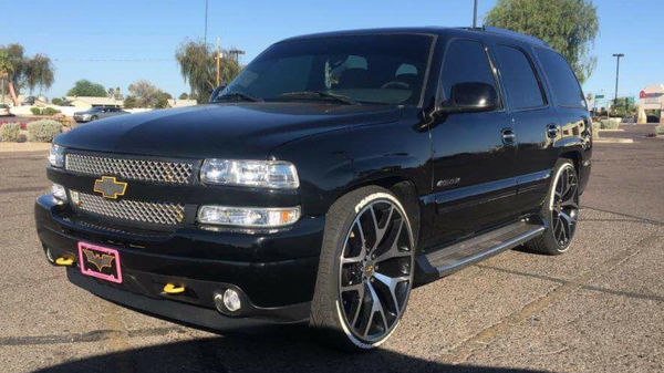 2002 Chevy Tahoe Custom Auto Parts In Phoenix Az