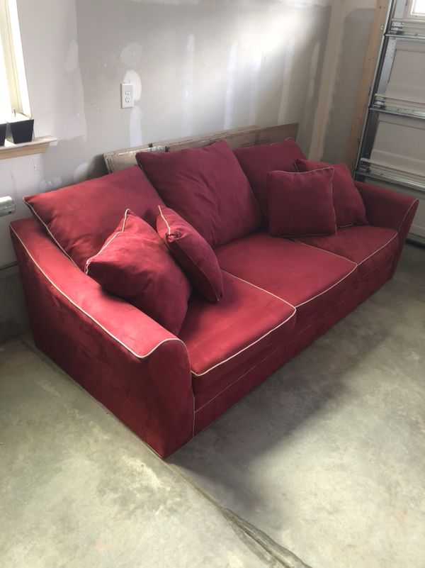 Oversized Ashley Furniture Couch Furniture in Durham NC OfferUp