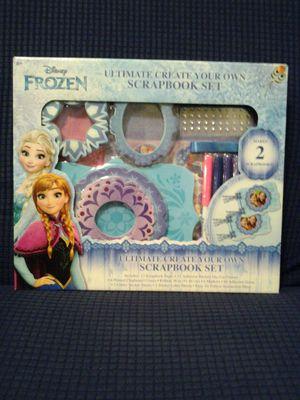 Disney Frozen Create your own Scrapbook Set