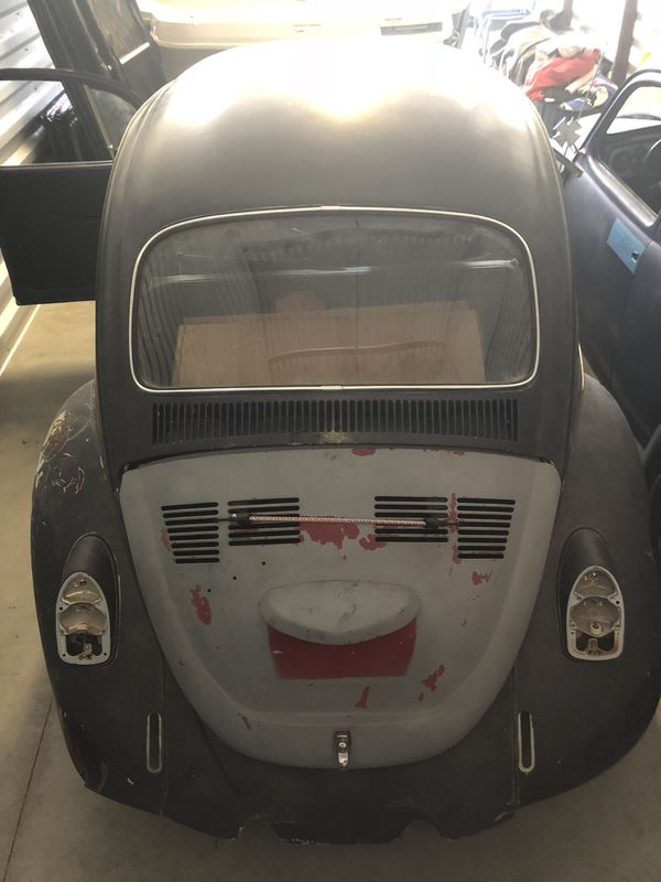 1969 VW Bug project car and parts (Auto Parts) in Menifee, CA - OfferUp