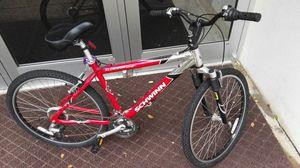 Schwinn aluminum comp 7 speed bike