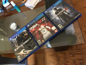 All games $40