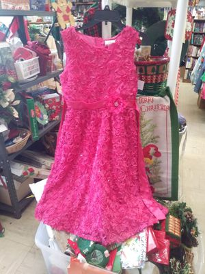 Girls dress size 16
