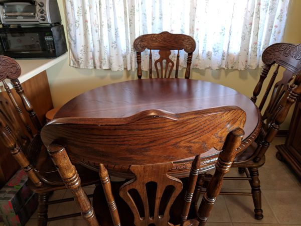 Dining Table Chairs And China Cabinet Furniture In Kansas City MO