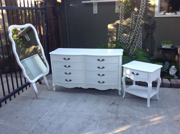 Vintage Dixie Bedroom SetVintage Dixie Bedroom Set   Furniture   in San Jose  CA   OfferUp. Discount Bedroom Sets San Jose Ca. Home Design Ideas
