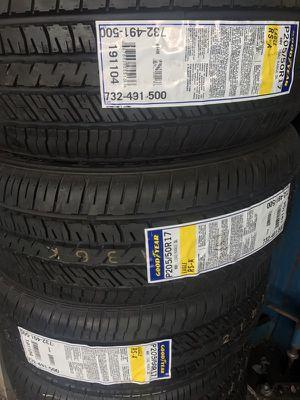 2055017 new tires set