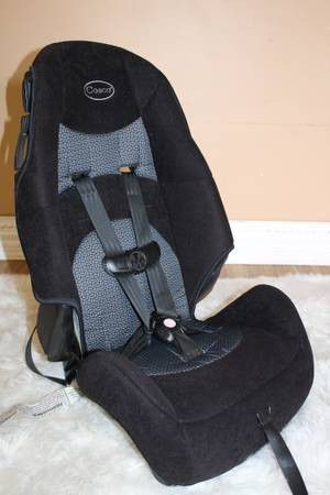 COSCO HIGHBACK 2-1 HARNESSED TO BOOSTER CAR SEAT (Baby & Kids) in ...