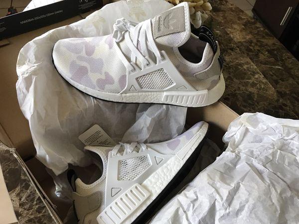 Release Date: adidas NMD XR 1 Vintage White BLONDIE