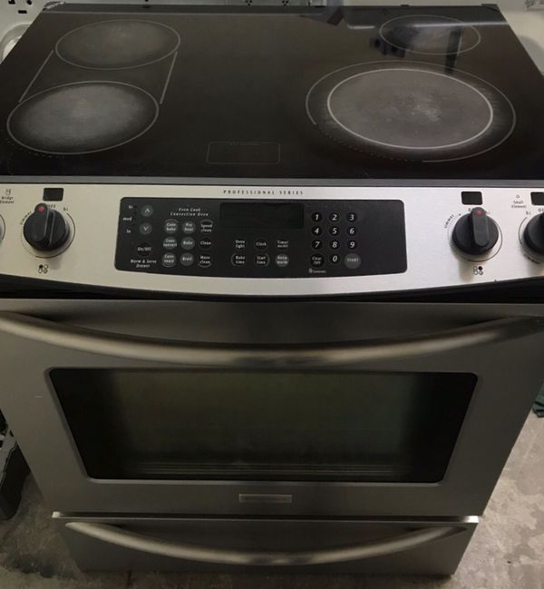 Frigidaire Glass Top Stove Appliances in Hillsboro OR OfferUp