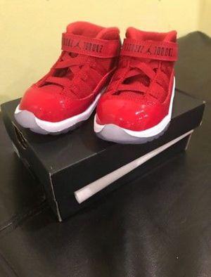 Retro 11 Size 9c