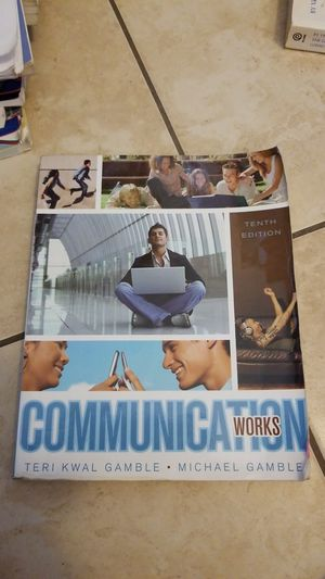 Valencia college. Communication works
