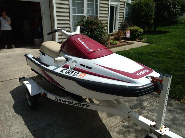 Used Yamaha Jet Skis Charlotte Nc >> Yamaha Waverunner Iii Boats Marine In Charlotte Nc