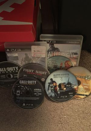Playstation 3 I'm asking 80$