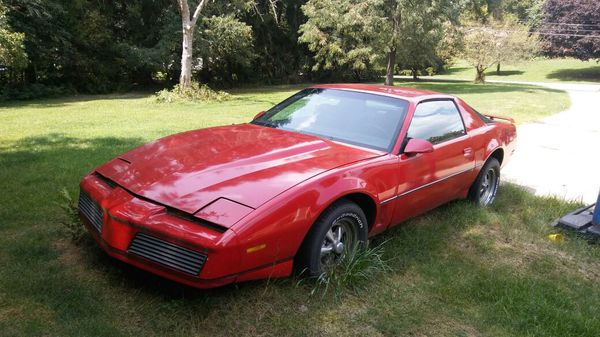 1982 Pontiac Trans Am Parts Car  Auto Parts  In Pittsburgh  Pa