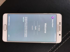 Excellent Condition Galaxy Note 5 32GB - White