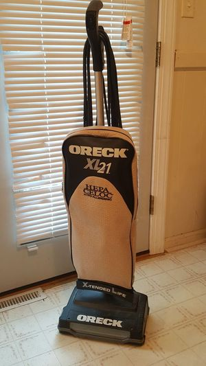 Oreck XL21 Extended Life Vaccum