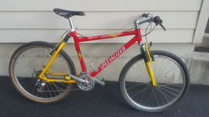 Vintage 1996 specialized ground control A1 comp mountain bike