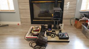 Dark room equipment, saunders/lol enlarger and more