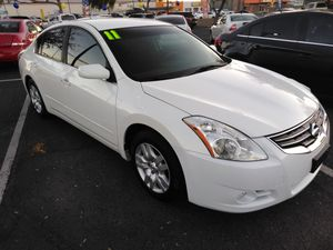 2011 nissn altima everyone approved todos califican