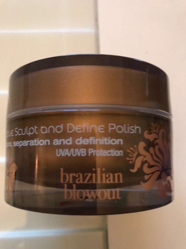 Brazilian blowout products