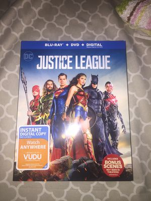 Justice League Blue Ray 4K Deleted Scenes New