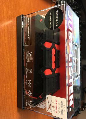 Altec Lansing Mini LifeJacker 1 Bluetooth speaker