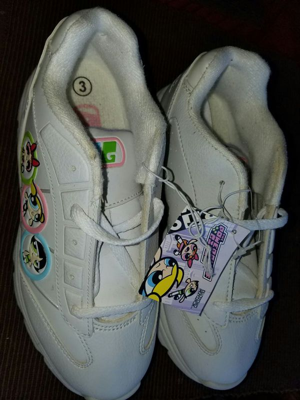 Brand new Powerpuff girl tennis shoes size 3 ( Baby & Kids ) in ...