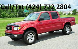 2004 Toyota Tacoma SR5 URGENT FOR SALE - by owner