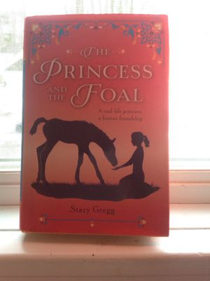 The princess and the foal Book LIMITED EDITION BOOK