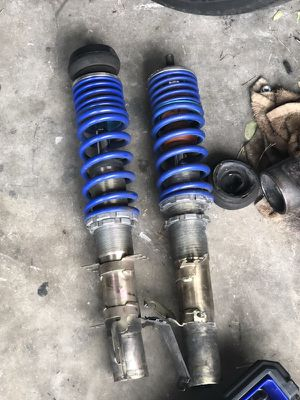 Jetta front coilovers
