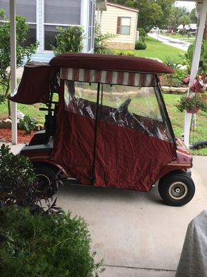 Club CarbGolf Cart. New Batteries very nice shape. $2500.00