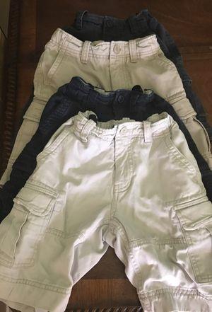 Gap boys shorts 4 size 7 slim asking 8 for all 4