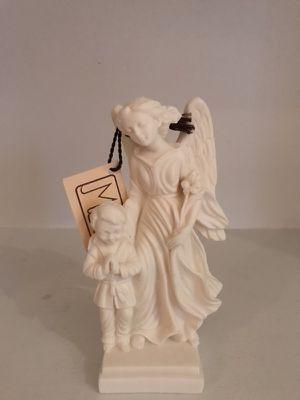 New - Guardian angel statue