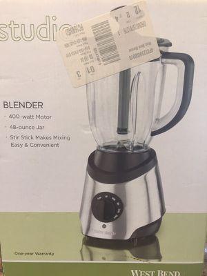 Brand new blender never been used