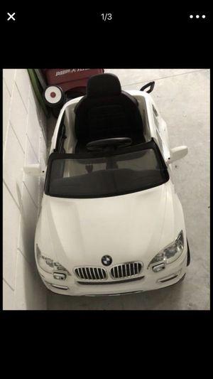 BMW X6 Electric Toy Car