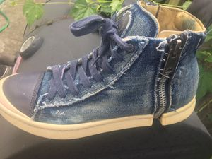 Diesel men shoe size 9